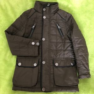 Jacket for a boy 4-5 years